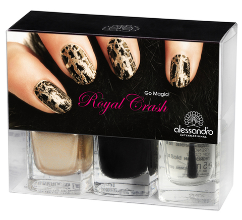 alessandro International Royal Crash Polish-Set