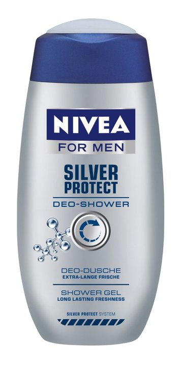 Nivea for Men Silver Protect Deo-Shower