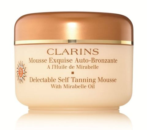 Clarins Mousse Exquise