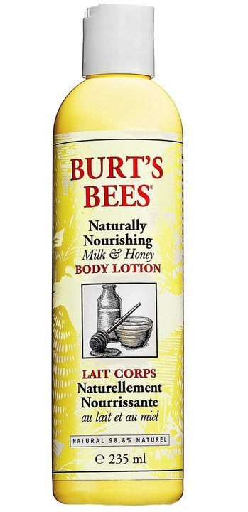 Burts Bees Milk & Honey Body Lotion