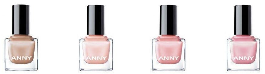 Anny Nagellacke - Collection 'Kissed by the Californian Sun'