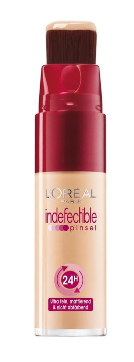 Le Teint Indefectible Pinsel Makeup L'Oreal Paris