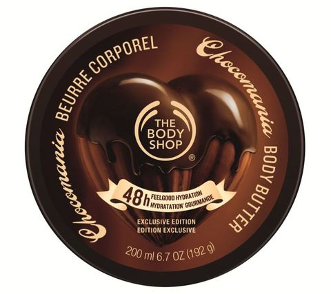 The Body Shop - Chocomania Body Butter