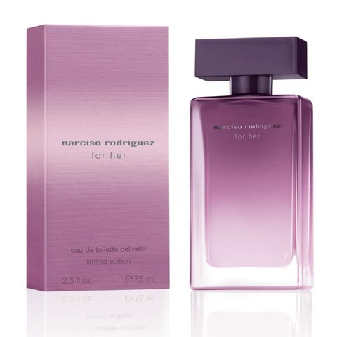 Narciso Rodriguez for her Eau Delicate
