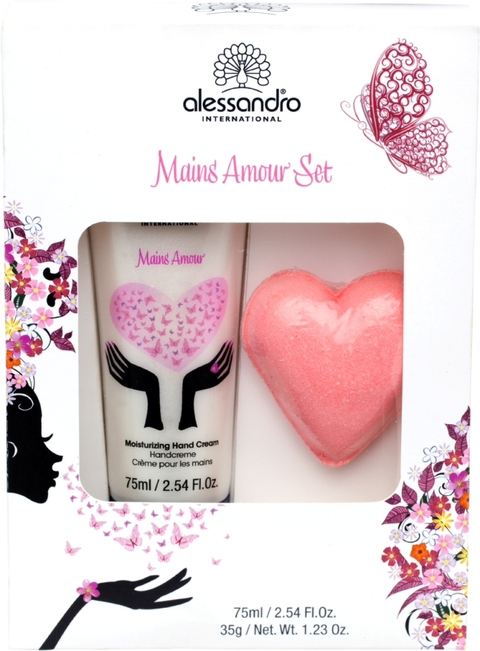 alessandro Mains Amour Set