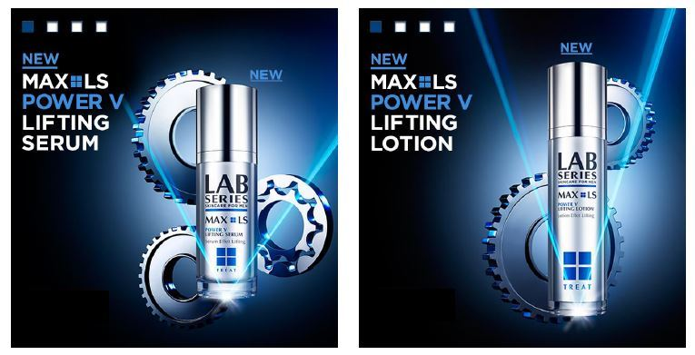 Lab Series Max LS Power V Lifitng Lotion & Serum