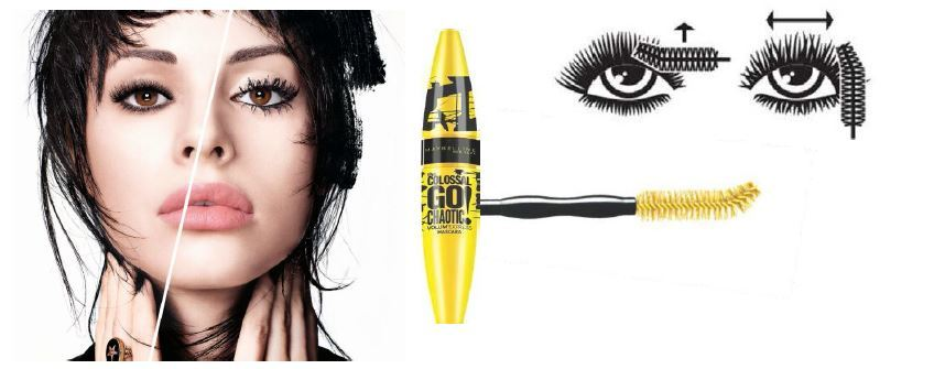 Maybelline New York - Volum' Express Colossal Go Chaotic Mascara