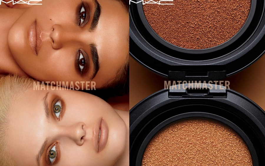 MAC Matchmaster Cushion Compact