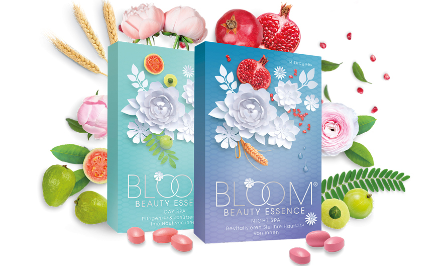 BLOOM BEAUTY ESSENCE®