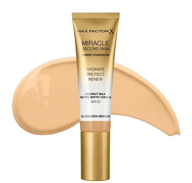 Miracle Second Skin Foundation