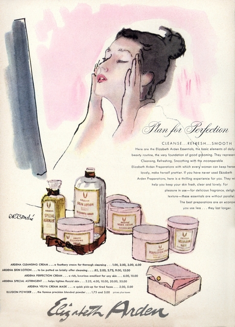 Elizabeth Arden The Plan for Perfection