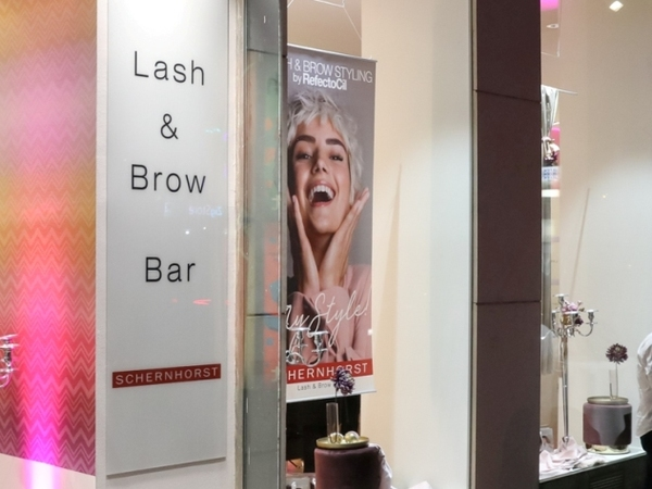 Salon Schernhorst mit Lash + Brow Bar