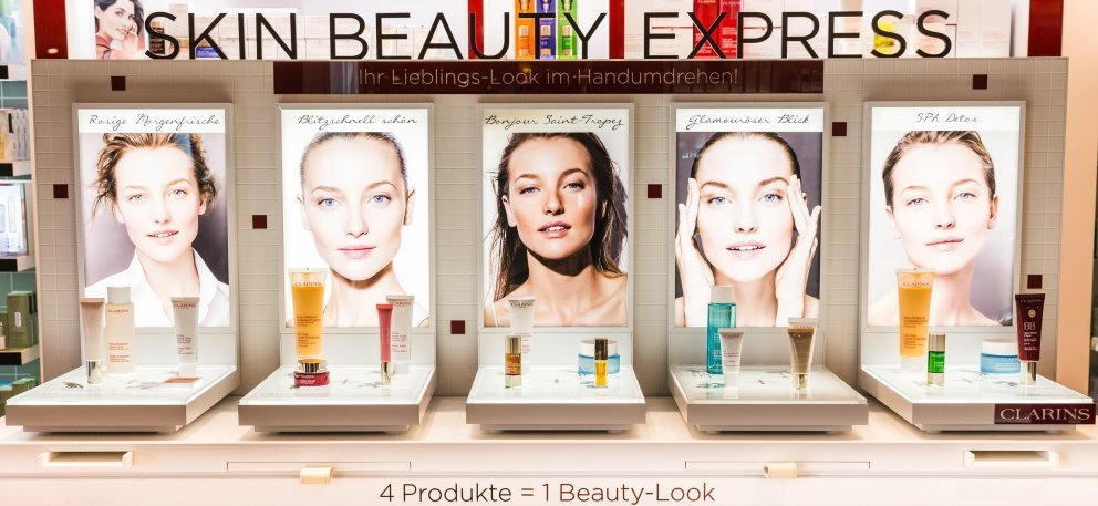 Clarins Skin Beauty Express