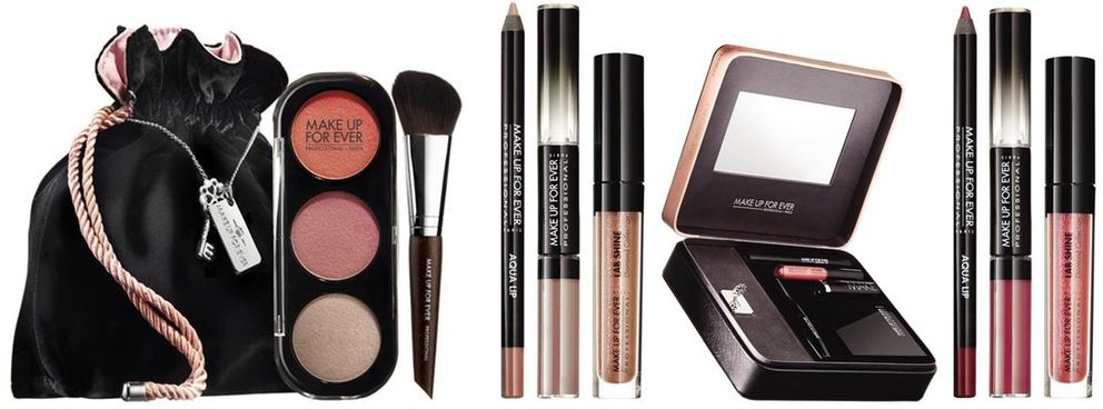 Fifty Shades Makeup Collection von Makeup Forever