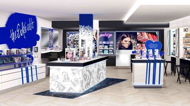The Estee Edit Store in London