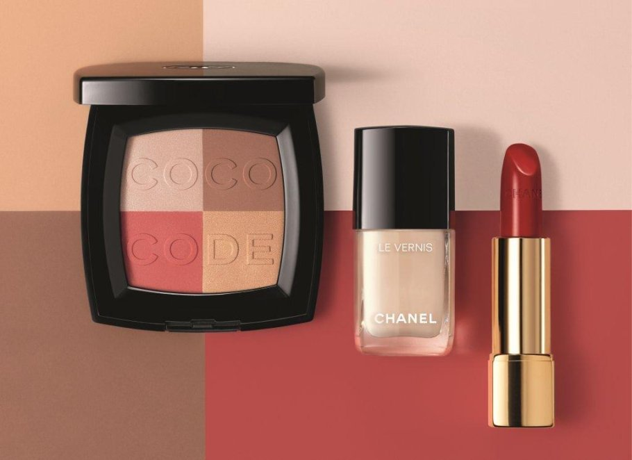 Chanel Makeup Collection COCO CODES