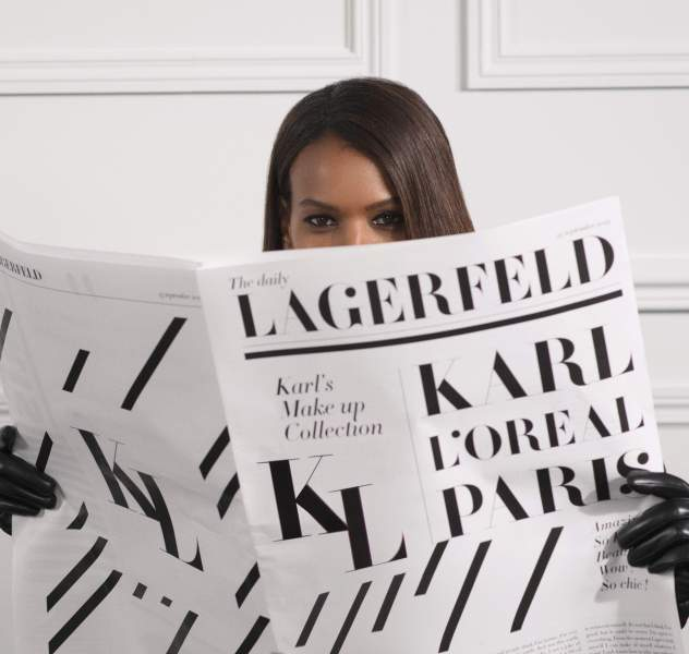 KARL X L'OREAL PARIS