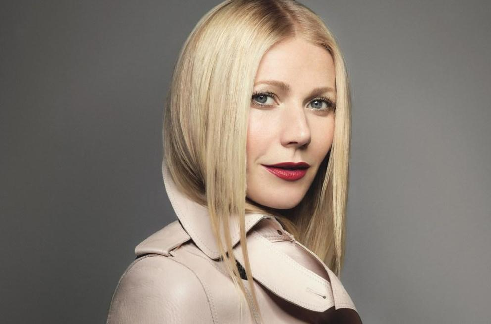 Gwyneth Paltrow für Max Factor