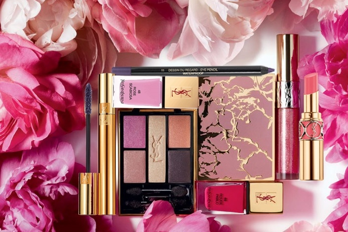 Yves Saint Laurent Flower Crush