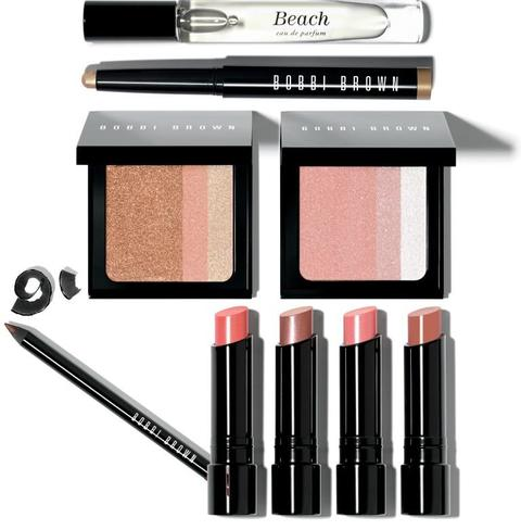 Bobbi Brown Surf and Sand collection Eye Shadow Palette
